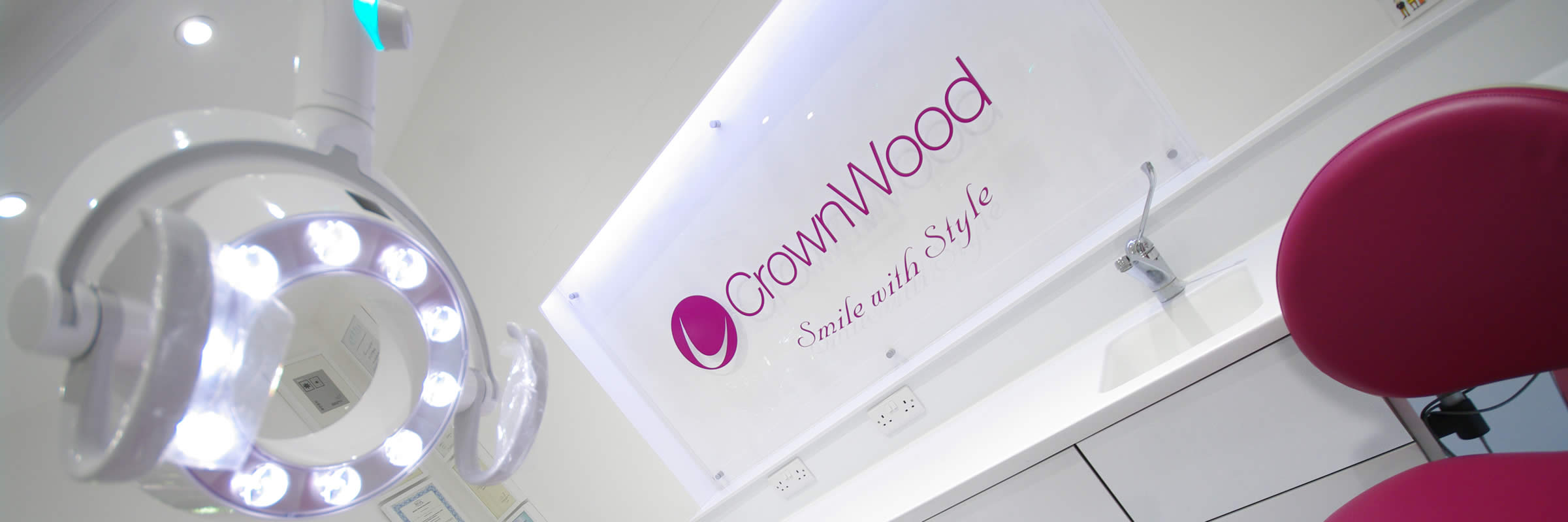 Examples of the work carried out at Crownwood Dental Practice in Bracknell