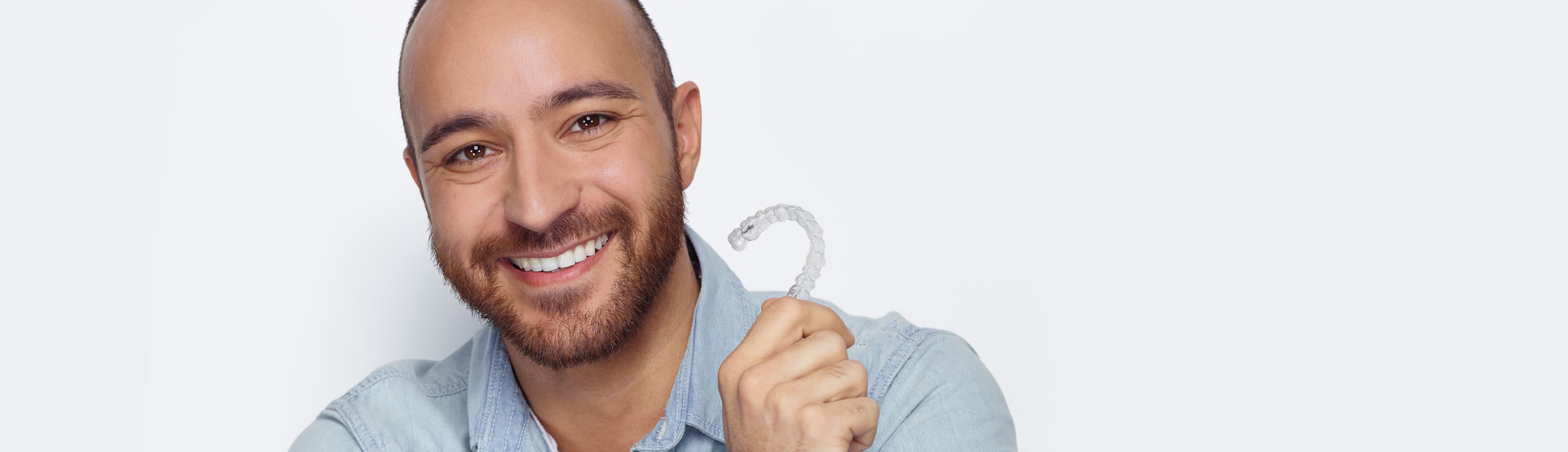 Invisalign invisible braces in Bracknell