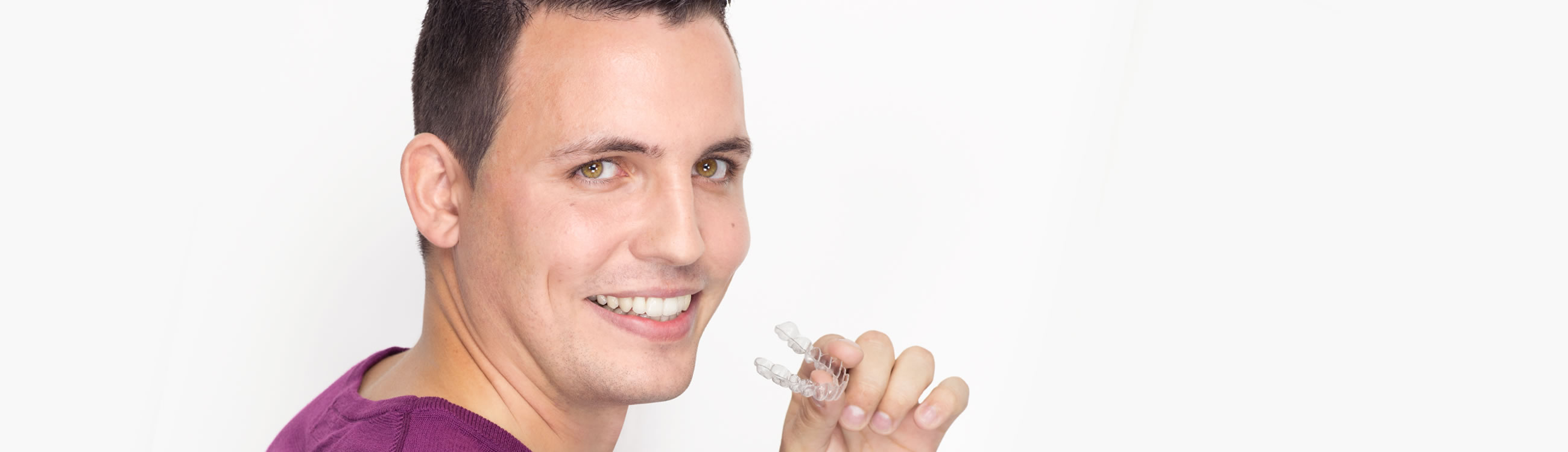 Invisalign Lite braces in Bracknell